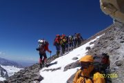 Aconcagua, join our groups
