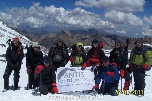 Spedizioni in Aconcagua