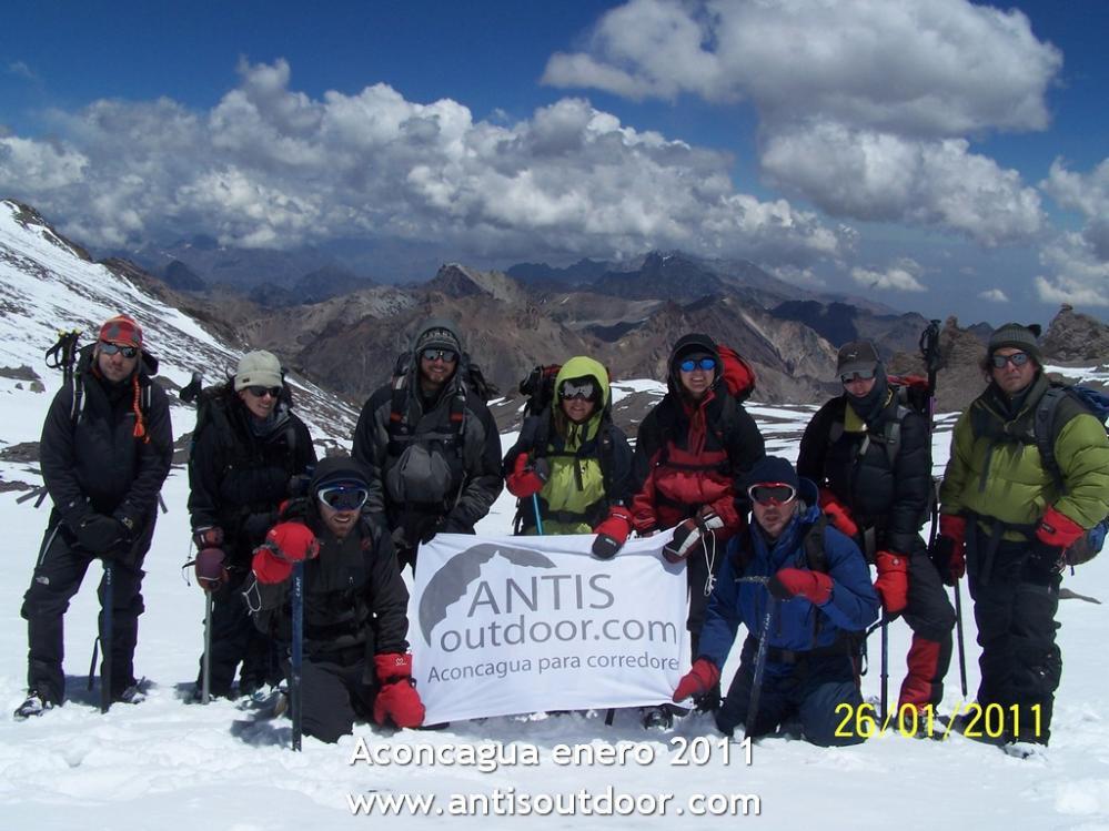 Expéditions à Aconcagua