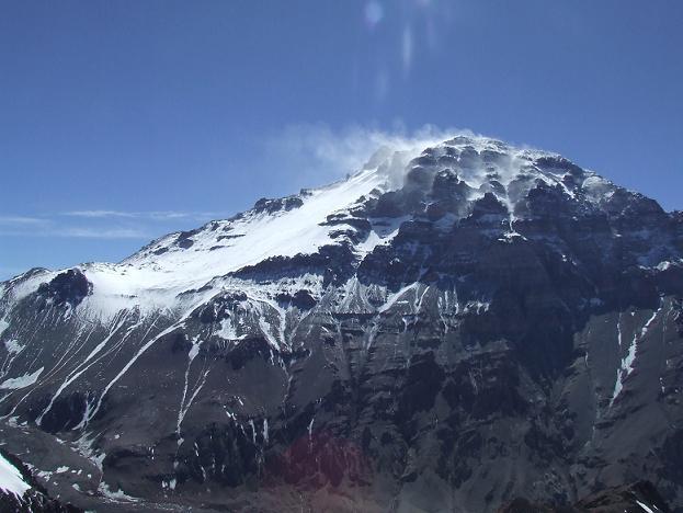 Siete Cumbres, Aconcagua