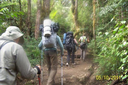 Kilimanjaro, lo más alto de Africa