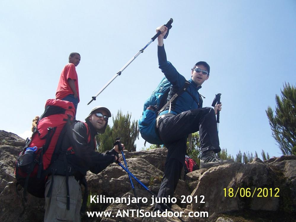 Kilimanjaro, súmate a nuestras expediciones