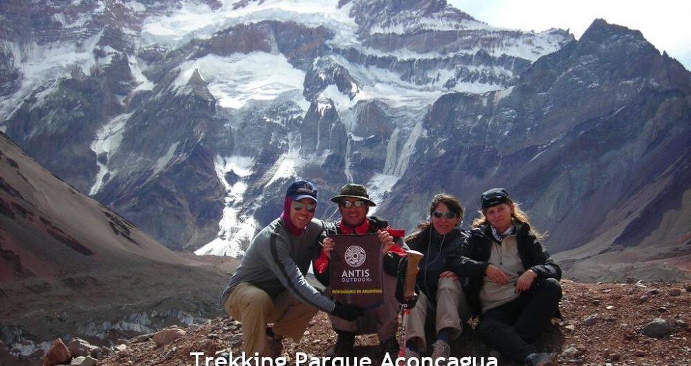 Trekkings en Parque Aconcagua