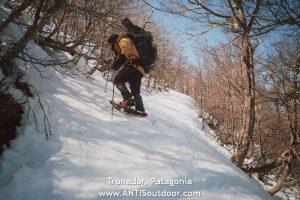 cerro Tronador, expedicinoes privadas en la Patagonia