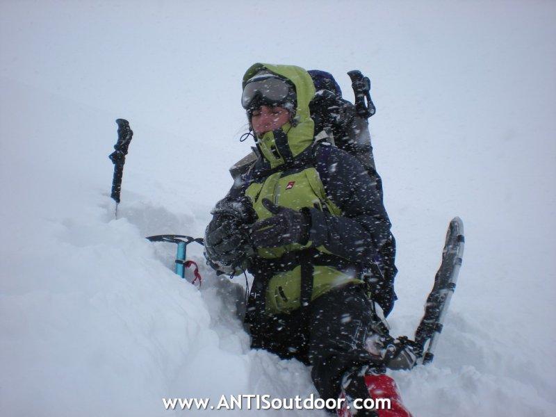 Invernal ao Plata (6.050 metros)