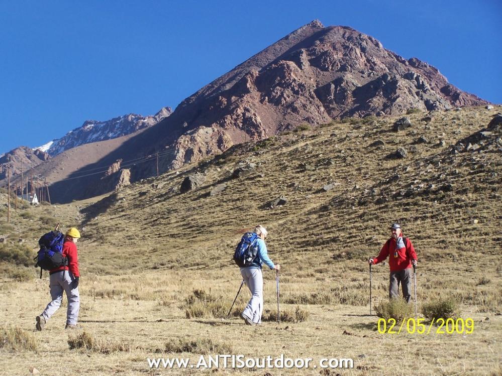 Trekking Lomas Blancas