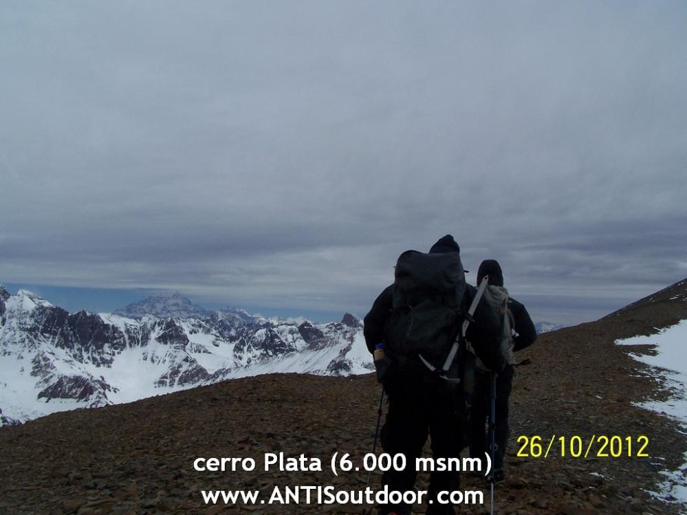 Expediciones al Plata. Aventuras de montaña en Mendoza