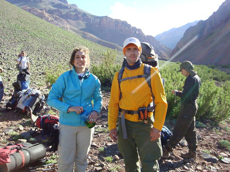 Curso de iniciación al trekking y montañismo