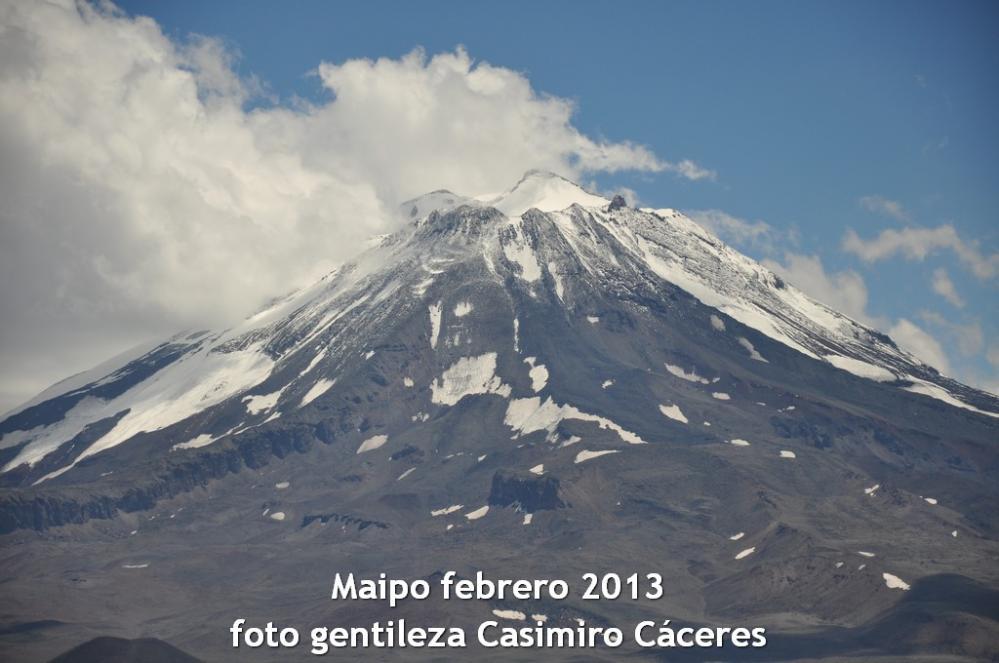 Vulcão Maipo