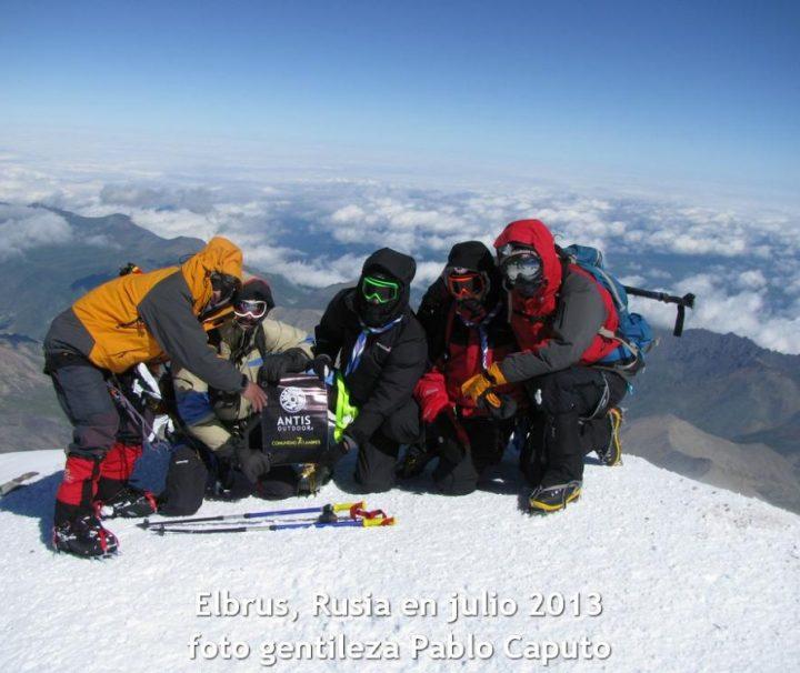Elbrus, circuito Siete Cumbres