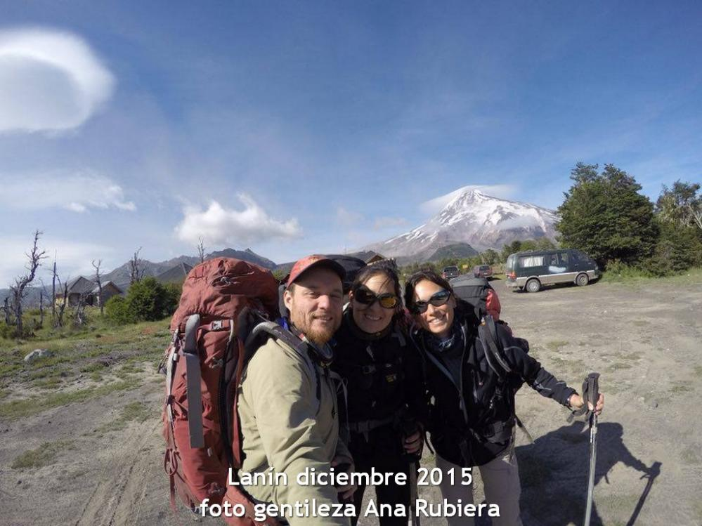 Súmate a nuestras expediciones al Lanín