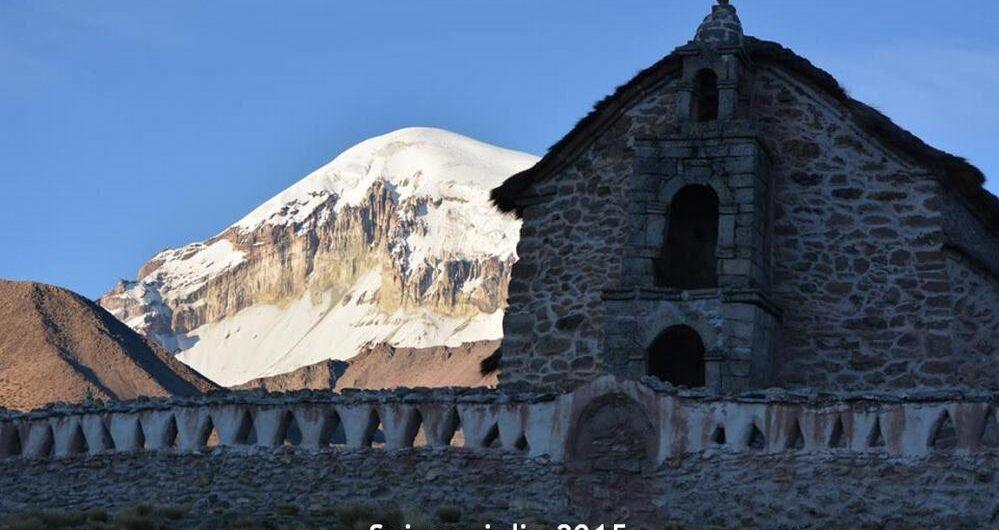 montañismo en Sudamérica