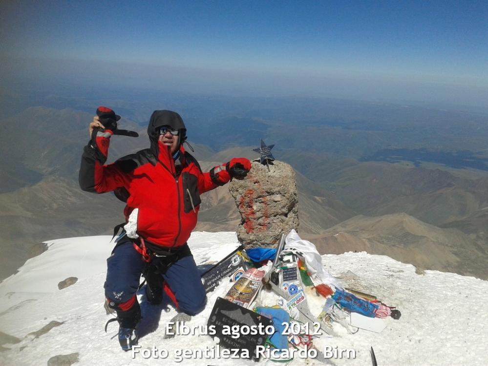 Elbrus Antis Outdoor expediciones a las 7 cumbres