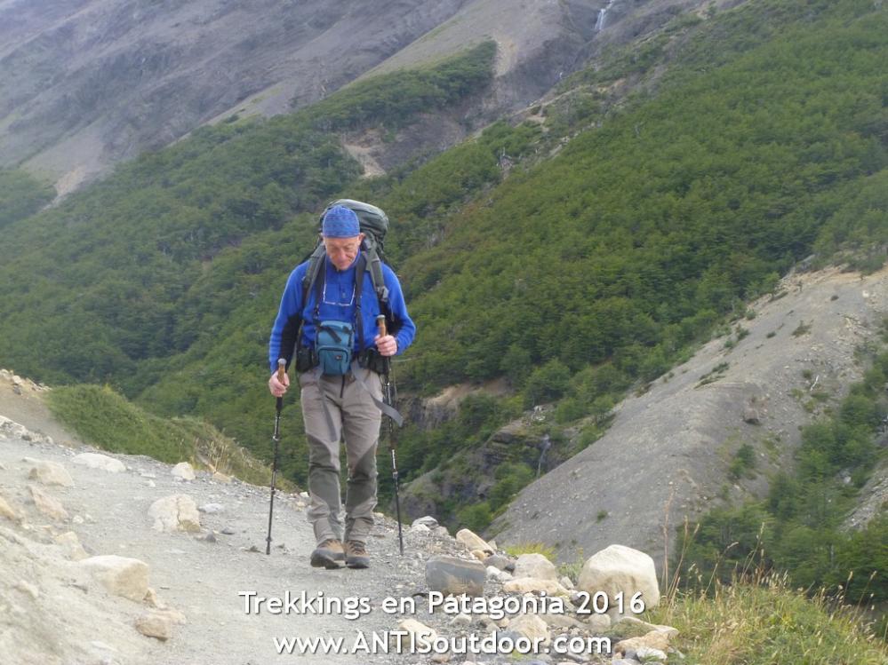 Trekkings en Patagonia