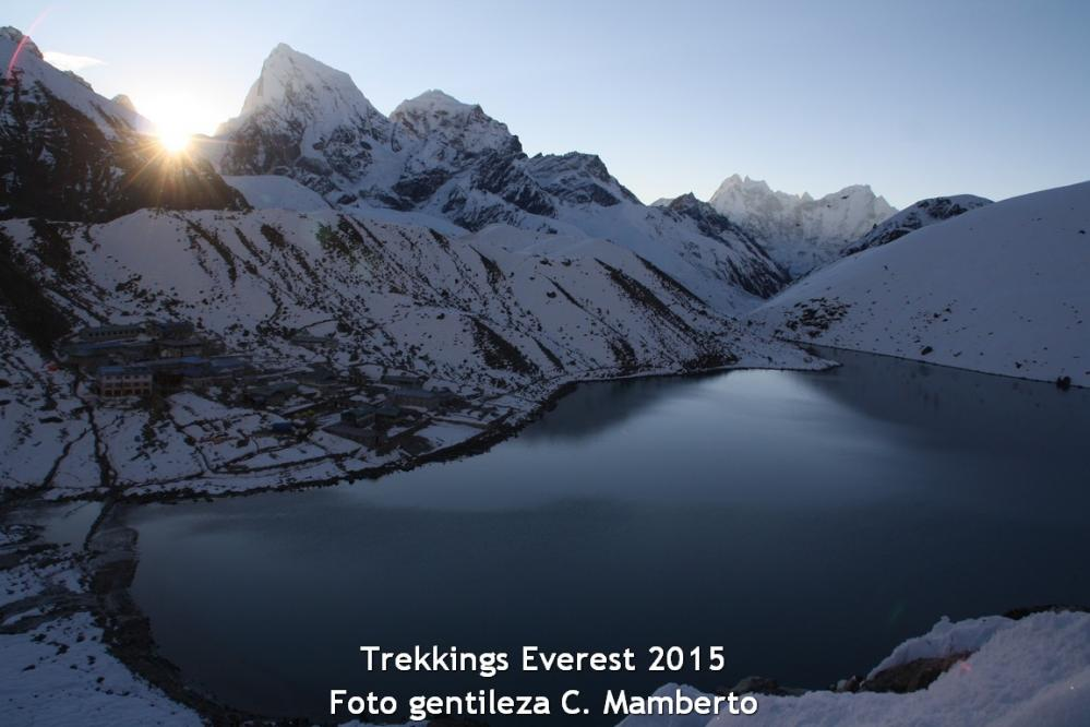 Trekking del Everest