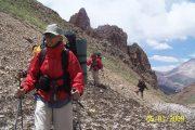 Trekkings in Aconcagua Park