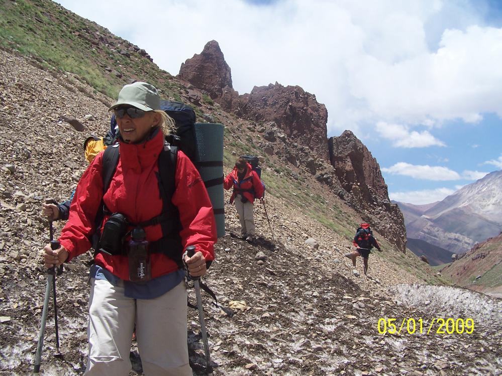 Treks en Parque Aconcagua