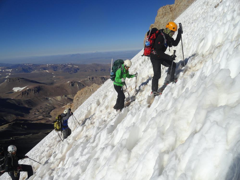 Súmate a nuestros grupos. Montañismo en Patagonia