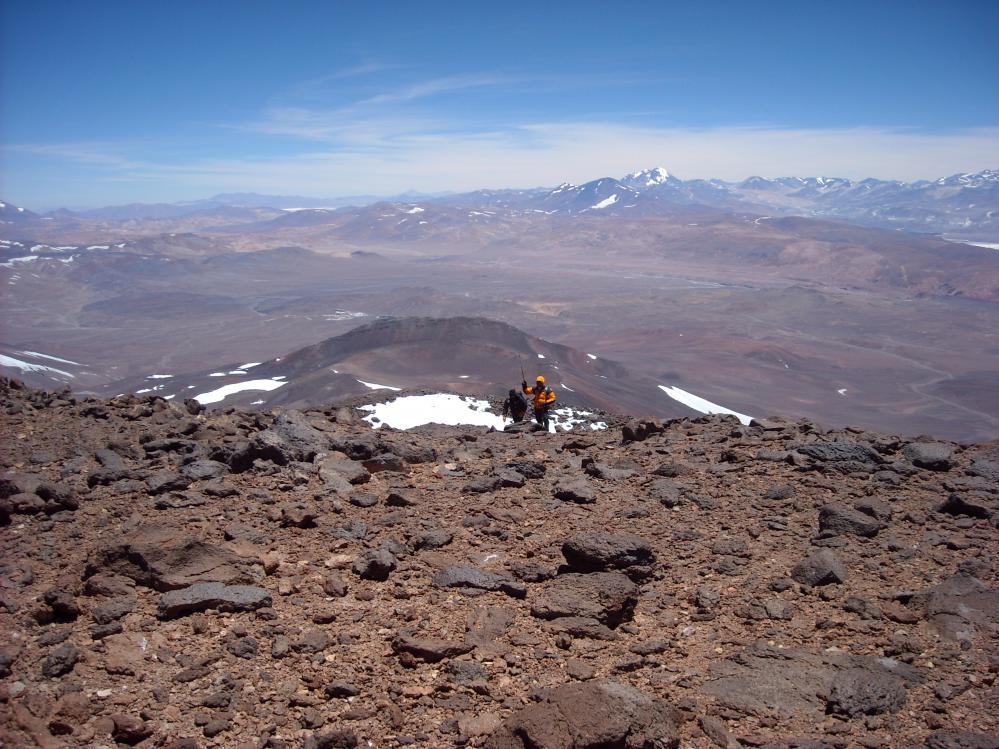 Expediciones a los Volcanes