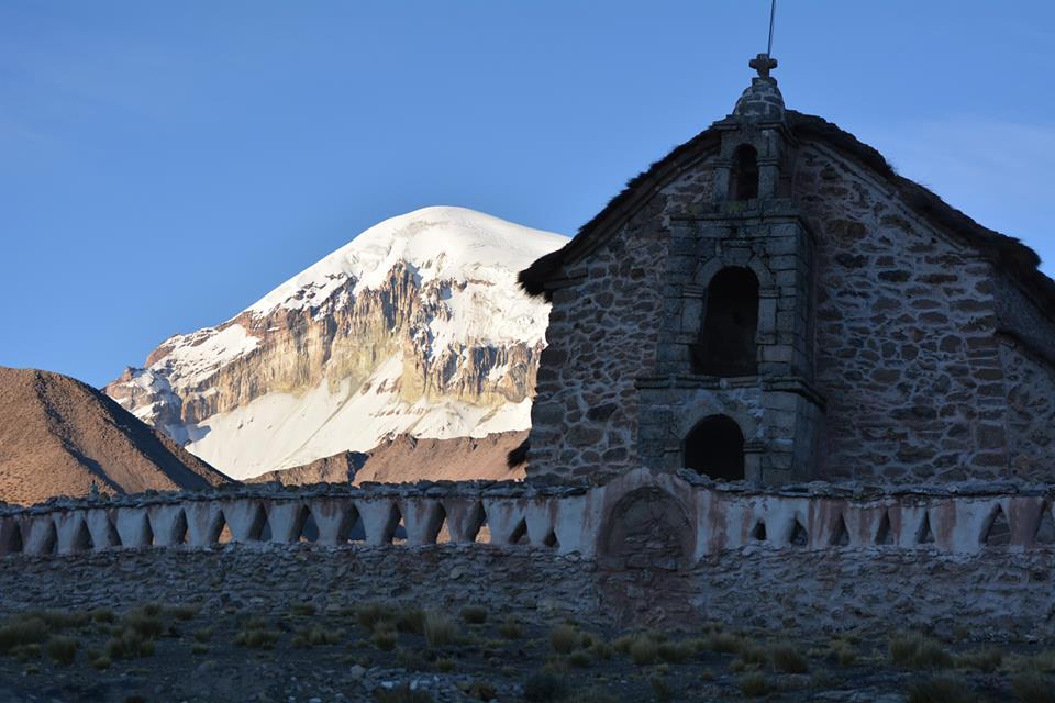 Montañismo en Sudamérica con ANTIS outdoor