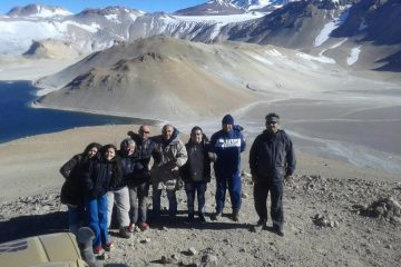Corona del Inca (5.400 metros)