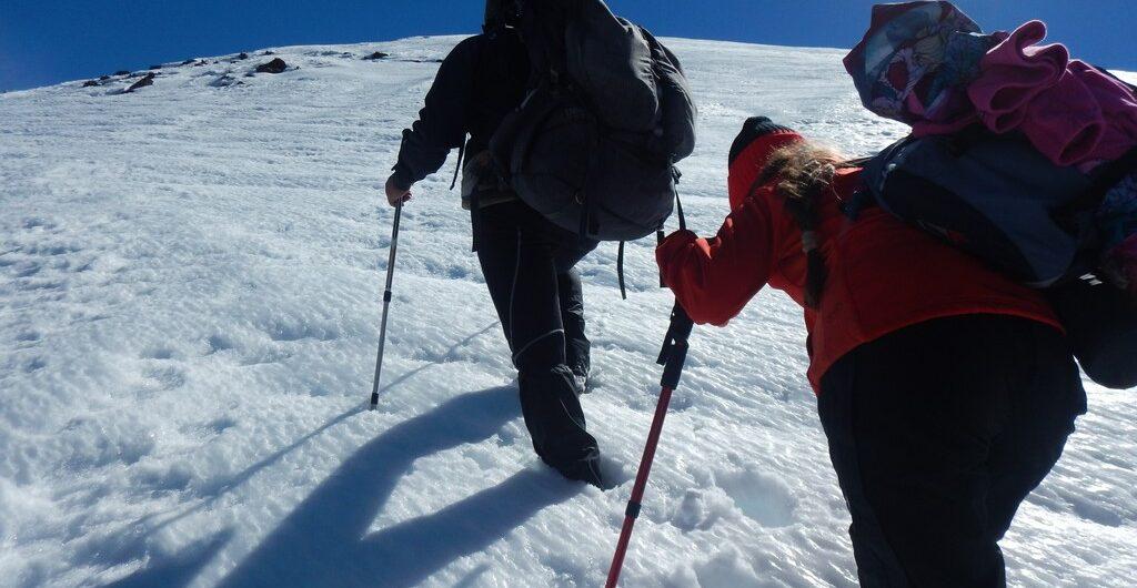 cerro Tigrecito. Montañismo de exploración en Uspallata, Mendoza