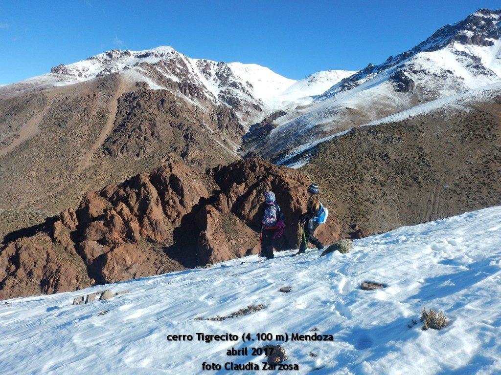 Tigrecito. Invernales 2017 Mendoza Uspallata