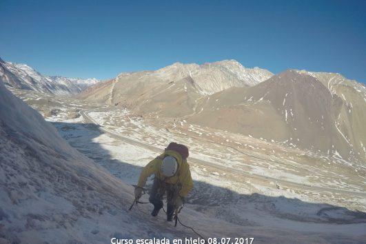 curso escalada hielo 2017