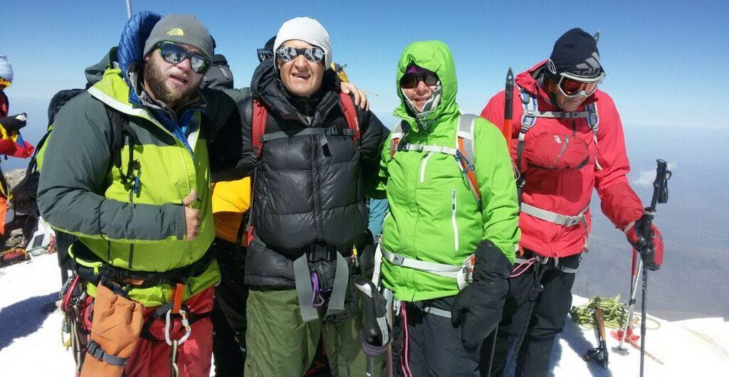 Elbrus sudamericano