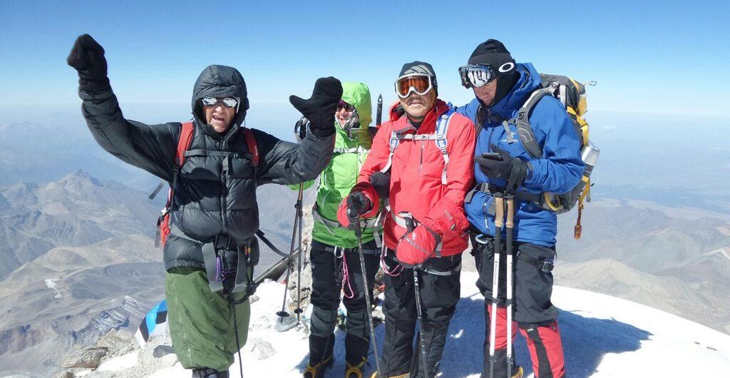 Elbrus en 2018