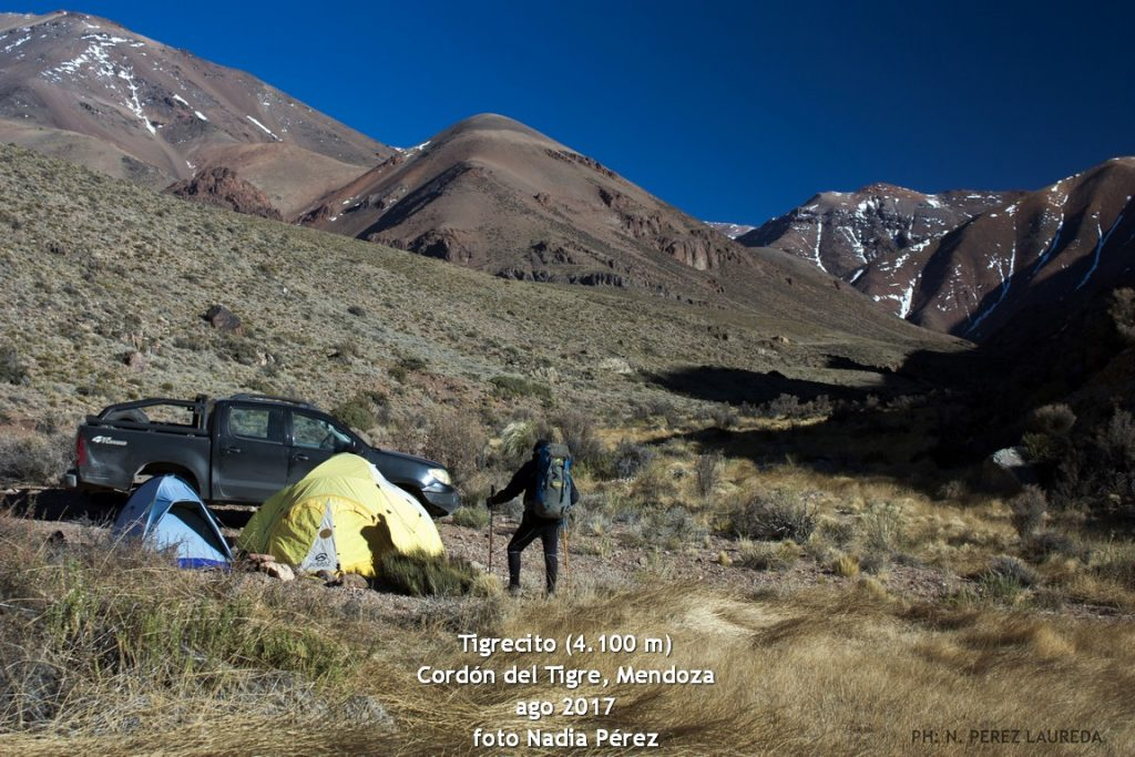 Montañismo aventura