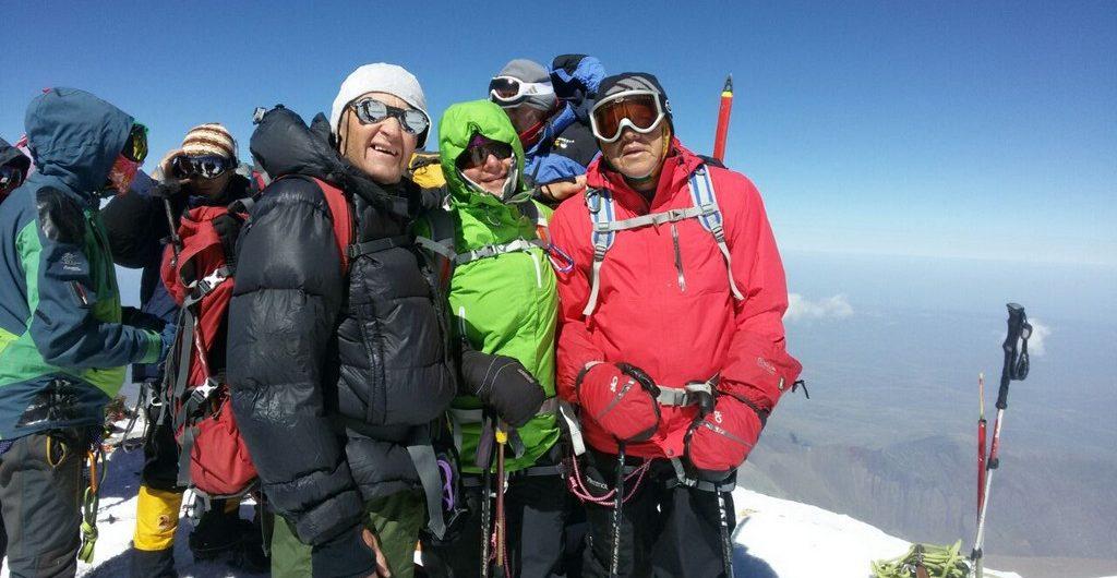 Elbrus para sudamericanos