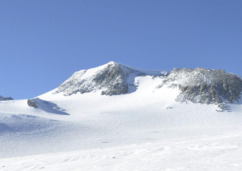 antartida seven summits