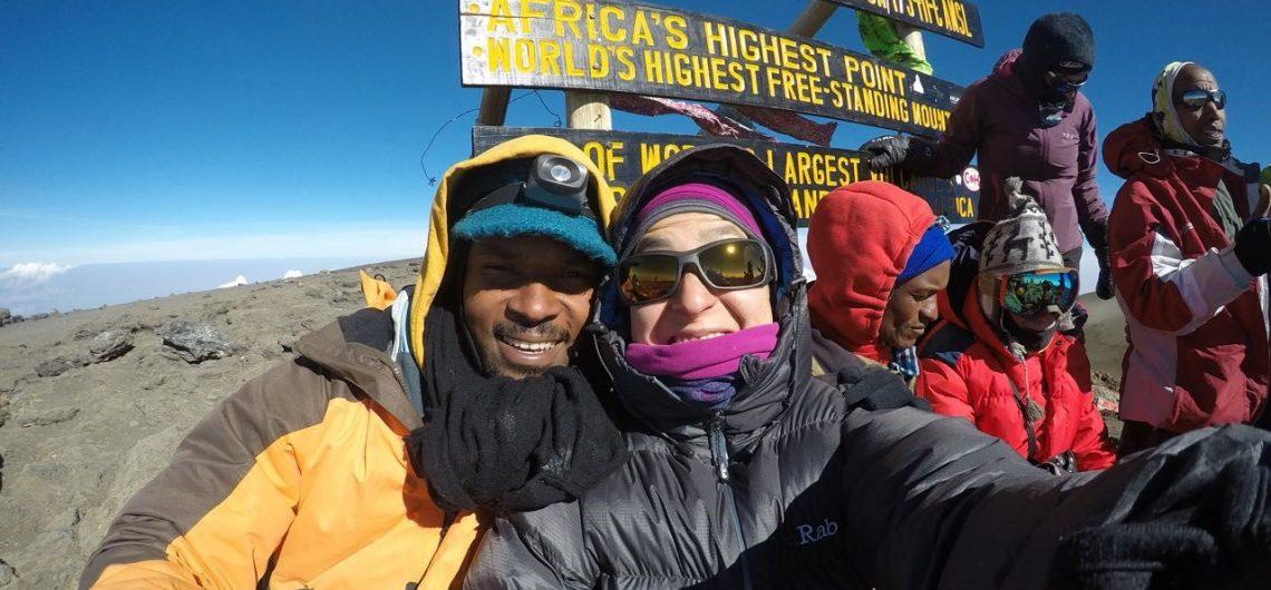 kilimanjaro para sudamericanos