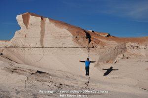 Puna argentina overlanding