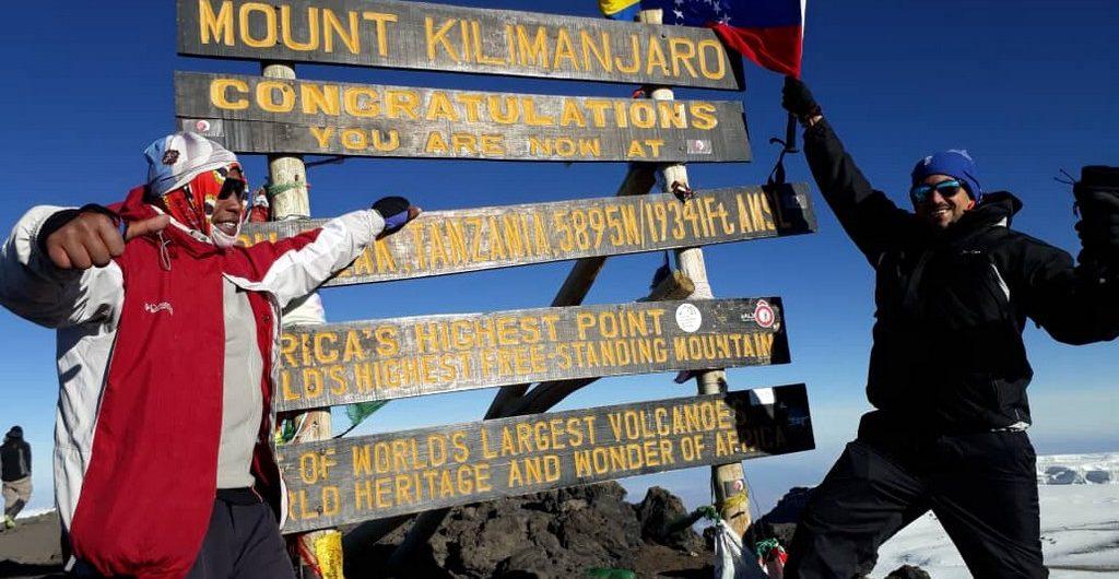 Kilimanjaro próximo