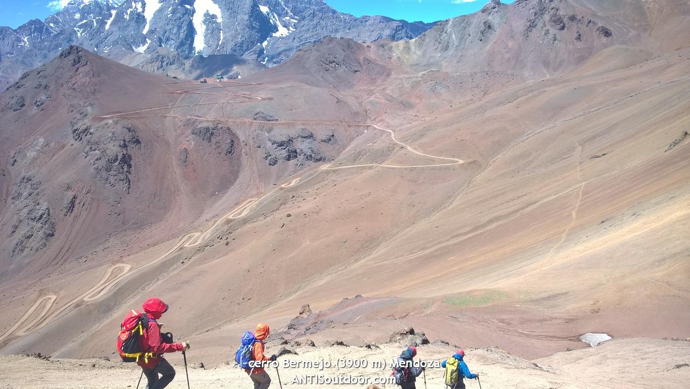 Alta montaña para principiantes