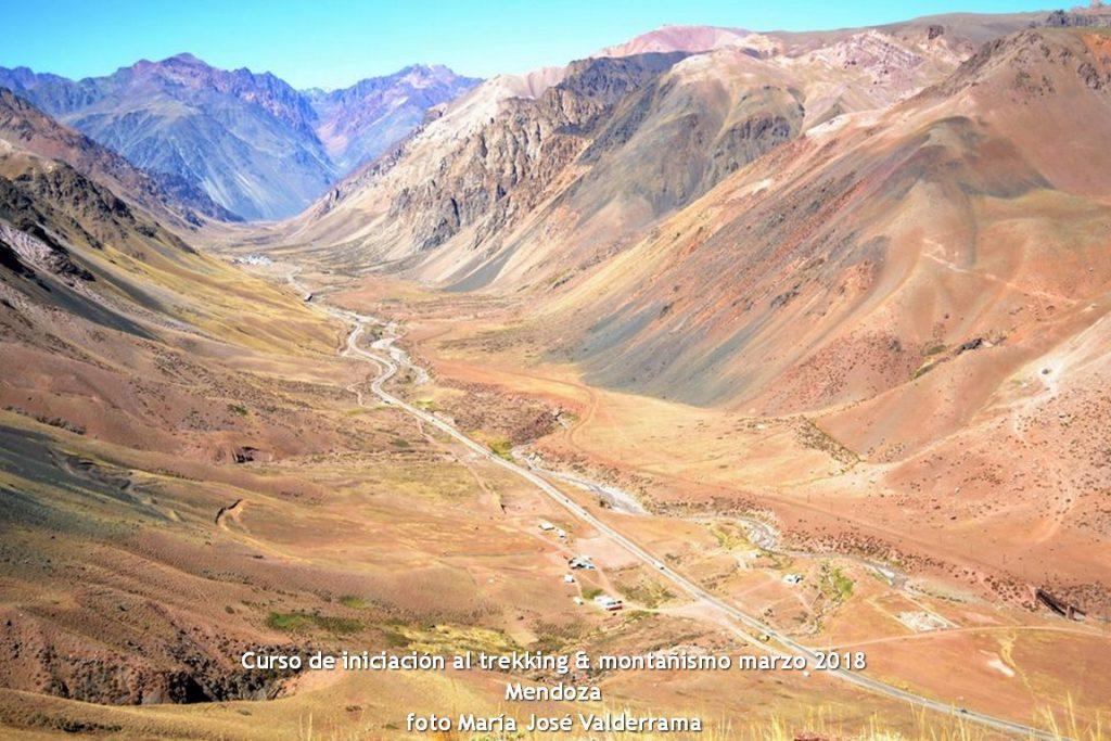 Cursos de montañismo 2019