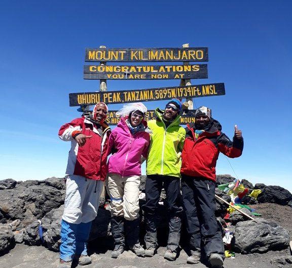 Kilimanjaro por mujeres