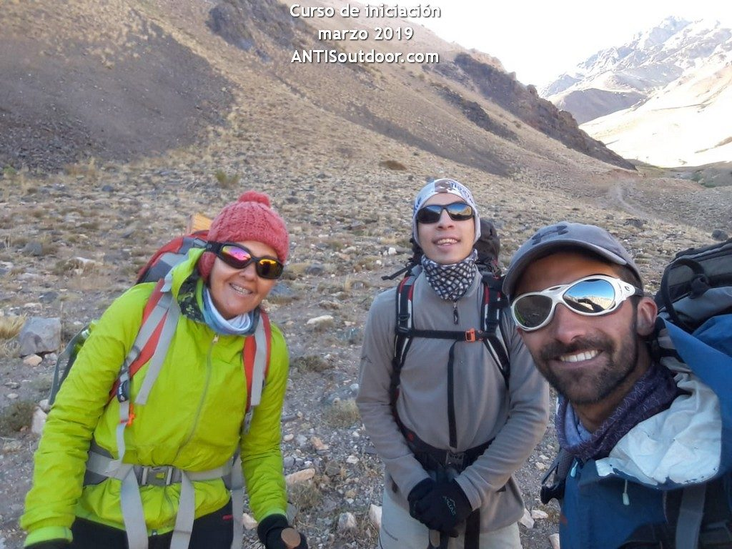 Cursos de montañismo de marzo