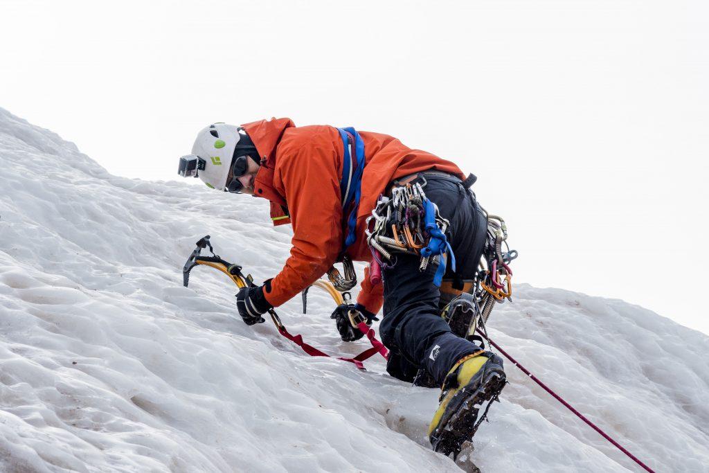 Escalada en hielo 2019