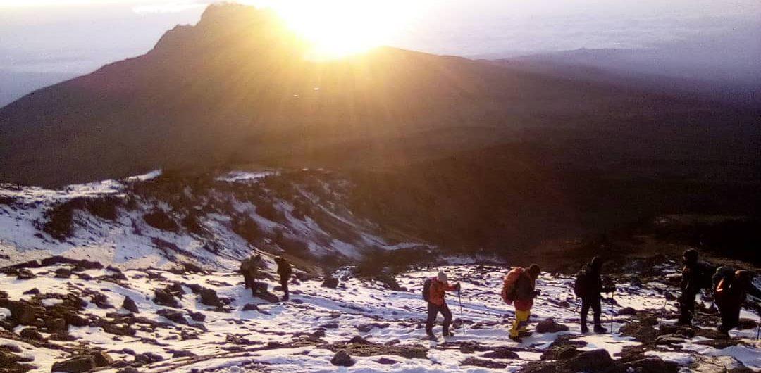 Kilimanjaro por Lemosho o Machame